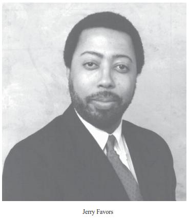 In Memorium Jerry Favors 1953-2006