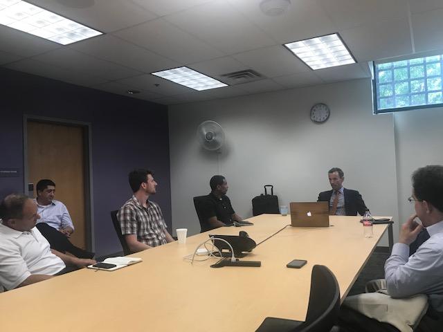 Denver Chapter Speaker Review