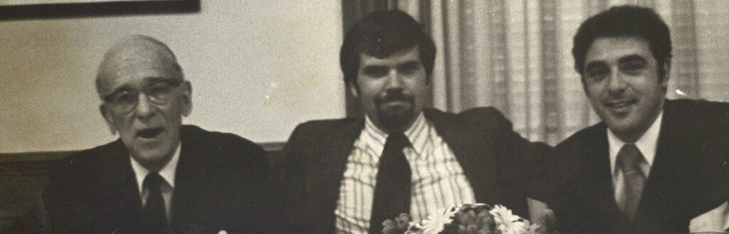 Ken Ward John Brooks Ralph Acampora
